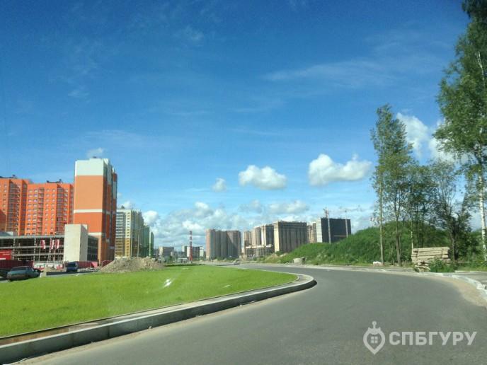 Новая Охта – Жилой комплекс от ЛСР за КАДом с отделкой и городской пропиской - Фото 19