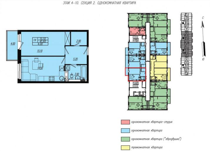 """Досрочная """"Премьера"""": дом на Юго-Западе, который строят с опережением сроков - Фото 28"""