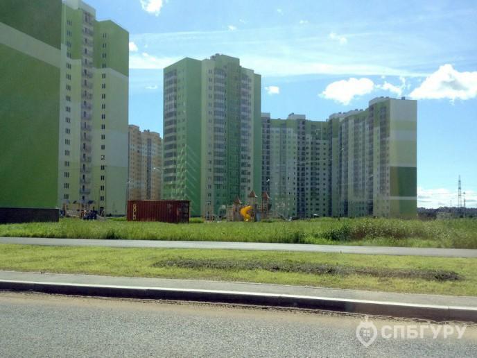 Новая Охта – Жилой комплекс от ЛСР за КАДом с отделкой и городской пропиской - Фото 10