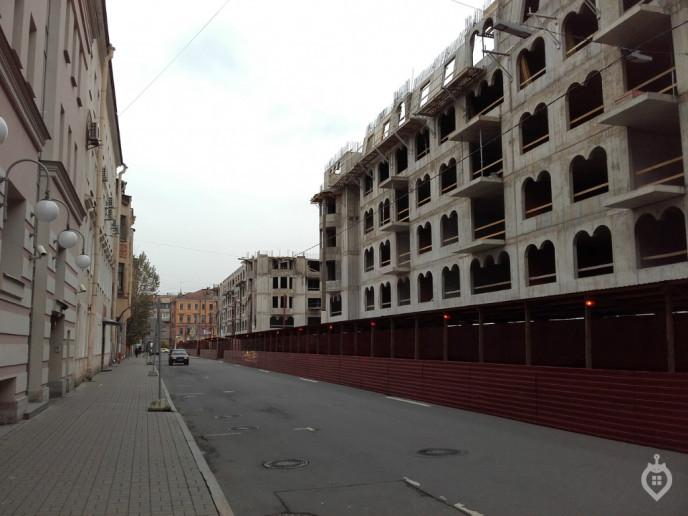 """ЖК """"Русский дом"""": большой дом в неорусском стиле в самом центре города - Фото 16"""