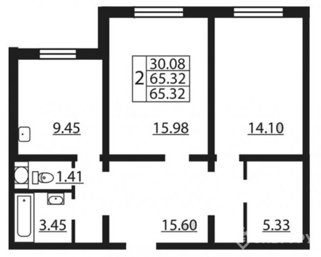 """ЖК """"Калейдоскоп"""": большой и добротный комплекс с пугающе маленьким паркингом - Фото 16"""