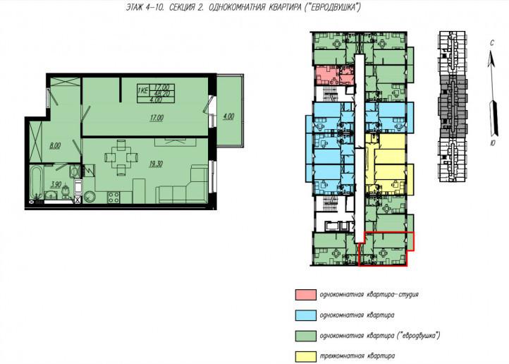 """Досрочная """"Премьера"""": дом на Юго-Западе, который строят с опережением сроков - Фото 34"""