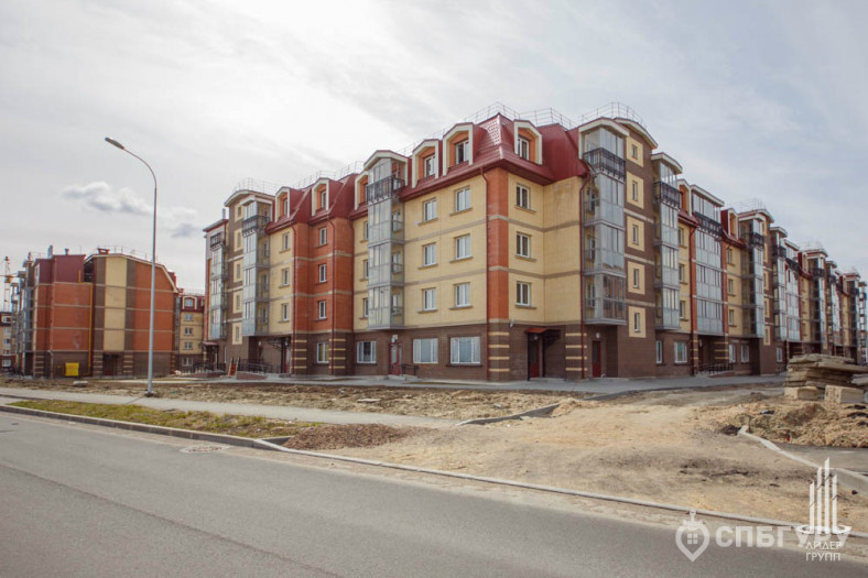 """""""Неоклассика"""": симпатичные малоэтажные дома при въезде в Пушкин - Фото 12"""
