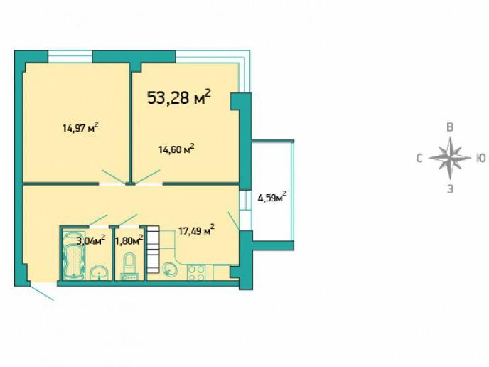 """Апарт-Отель """"Salut"""" – доступная инвестиция или место для жизни? - Фото 34"""