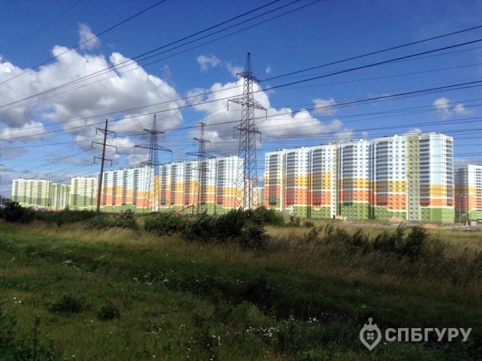 Новая Охта – Жилой комплекс от ЛСР за КАДом с отделкой и городской пропиской - Фото 4