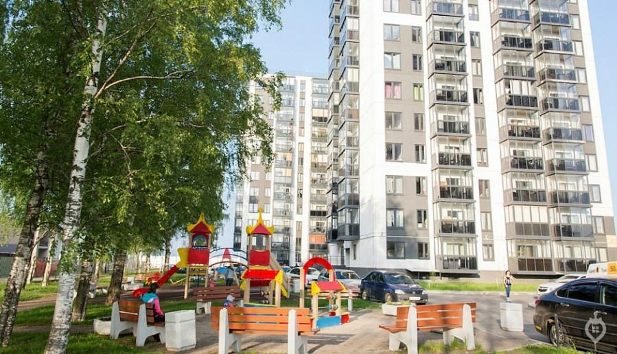 """ЖК """"Новоселье: городские кварталы"""": дома эконом-класса в ближайшем пригороде  - Фото 4"""