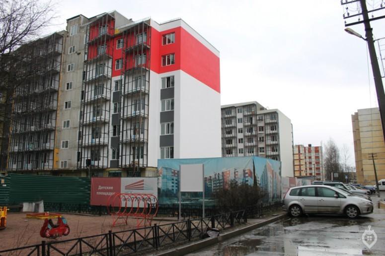 """ЖК """"Брусничный"""": три монолитных дома в Янино - Фото 32"""