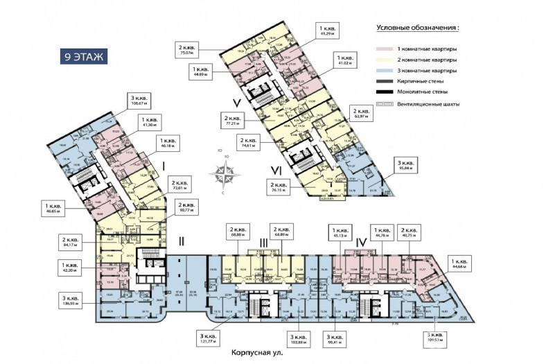 """ЖК """"Мендельсон"""": бизнес-класс с видом на заброшенную фабрику - Фото 25"""