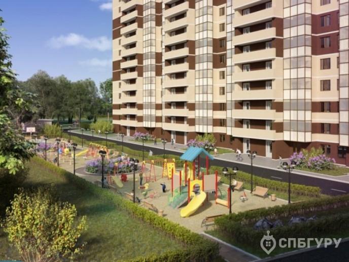"""ЖК """"Приневский"""" -  бюджетное жилье в пределах КАД - Фото 4"""