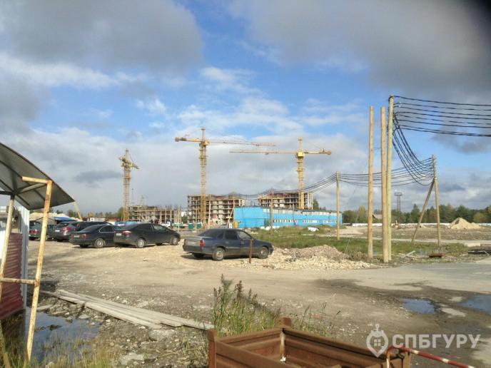 ЖК «Невские Паруса» -  стройка с видом на Неву от Setl City - Фото 13