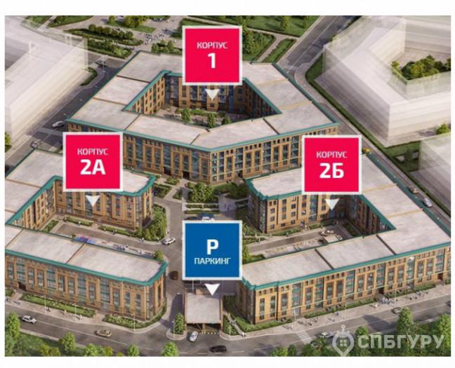 """""""Неоклассика"""": симпатичные малоэтажные дома при въезде в Пушкин - Фото 17"""
