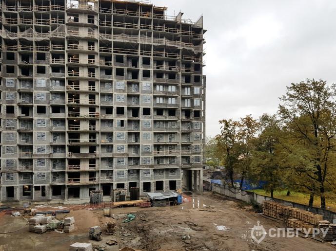 """ЖК """"Дом на набережной"""": проект, потеснивший новый мост через Неву - Фото 43"""