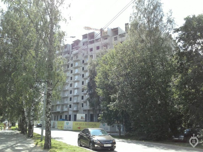 """ЖК """"Старая крепость"""": огромный дом у парка в Мурино - Фото 30"""
