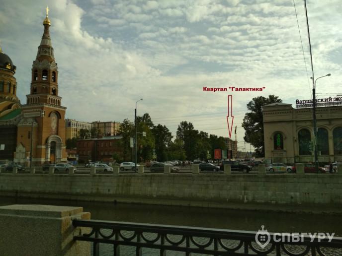 """Квартал """"Галактика"""": гигантский комплекс в исторической части Петербурга - Фото 25"""