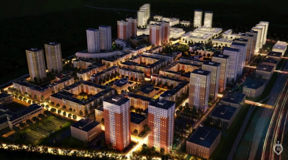 """ЖК """"Новоорловский"""": крупный жилой комплекс на Суздальском шоссе возле Новоорловского лесопарка - Фото 3"""
