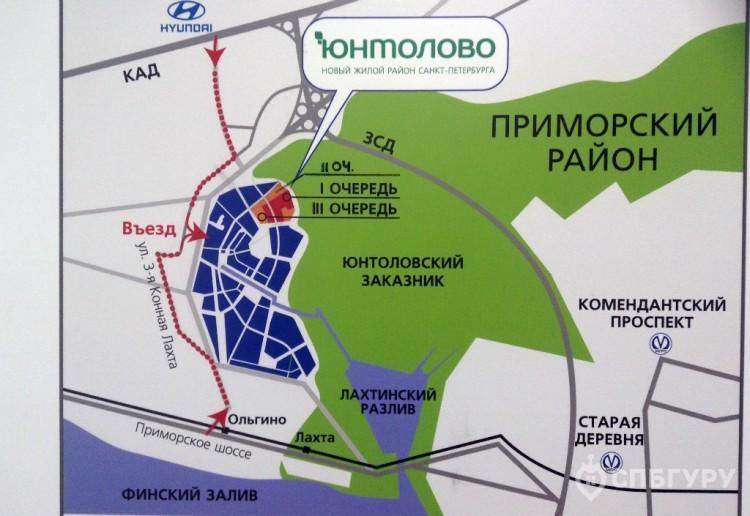 """ЖК """"Юнтолово"""" — микрогород рядом с Юнтоловским заказником - Фото 4"""