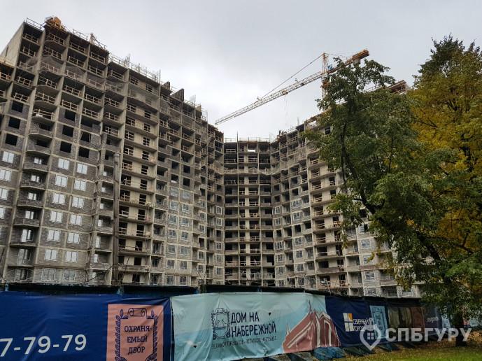 """ЖК """"Дом на набережной"""": проект, потеснивший новый мост через Неву - Фото 36"""