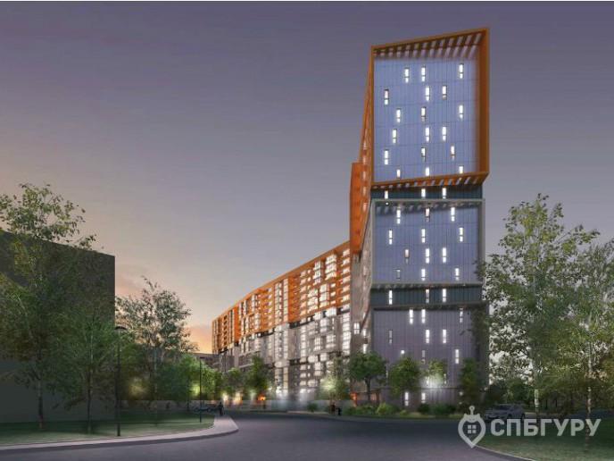 """ЖК """"Стереос"""": многоэтажный комплекс на зеленой окраине - Фото 10"""