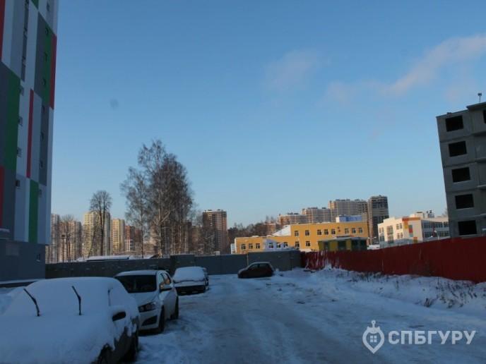 Cinema: большой жилой комплекс от ЛСР возле Богословского кладбища - Фото 15