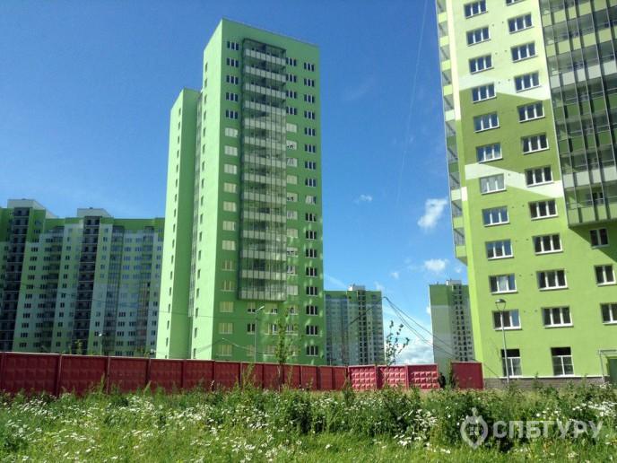 Новая Охта – Жилой комплекс от ЛСР за КАДом с отделкой и городской пропиской - Фото 12