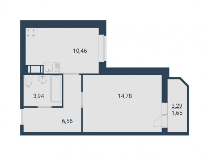 """ЖК """"Материк"""": маленькие квартиры в перенаселенном Мурино - Фото 8"""