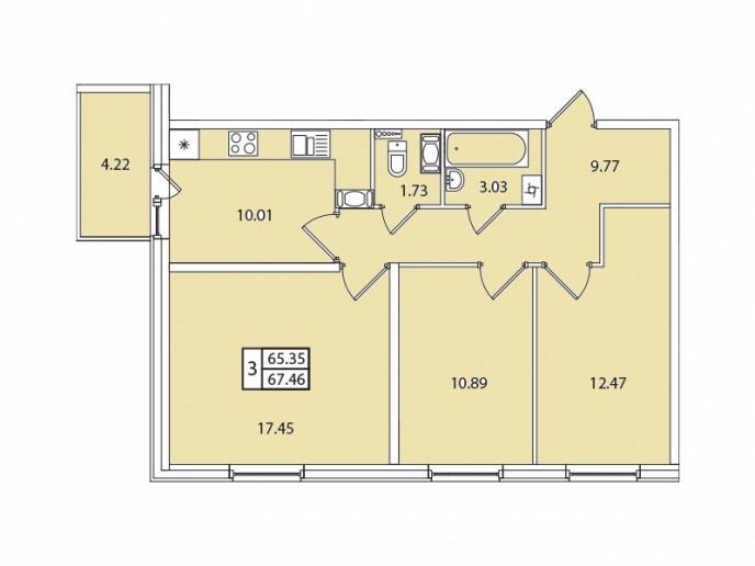 """ЖК """"Ветер перемен"""": скромное жилье в промышленном районе Ленобласти - Фото 25"""
