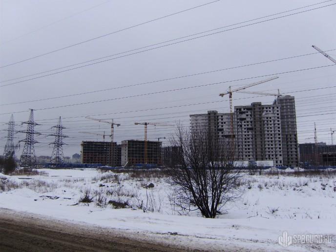 """ЖК """"Мой Город"""": типичный эконом на границе с городом - Фото 7"""
