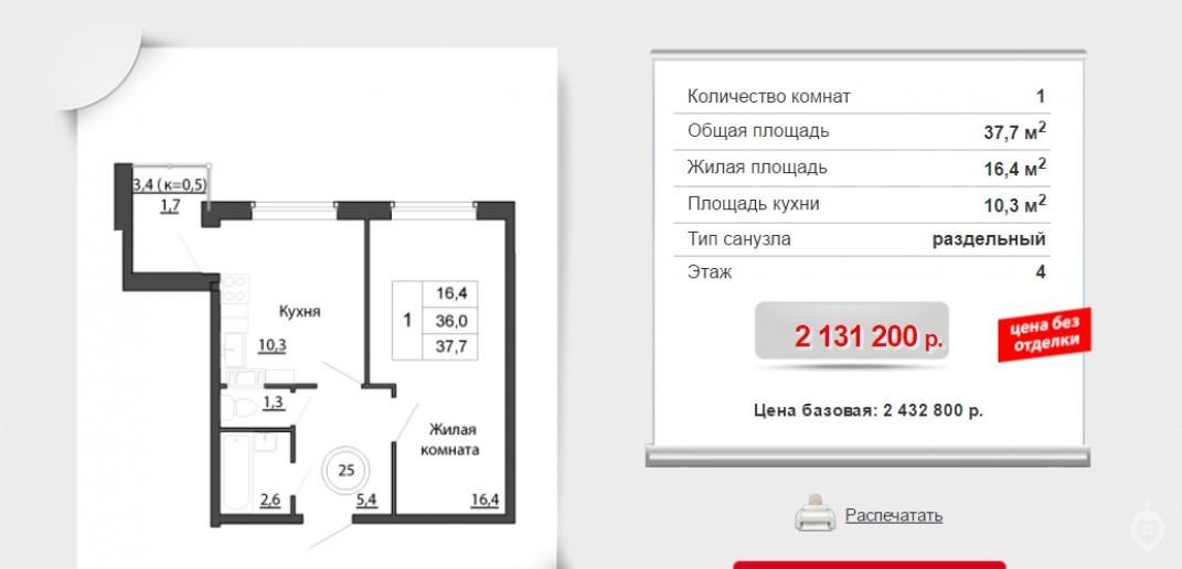 """ЖК """"Брусничный"""": три монолитных дома в Янино - Фото 14"""