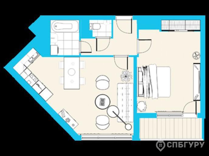 """ЖК """"Стереос"""": многоэтажный комплекс на зеленой окраине - Фото 33"""