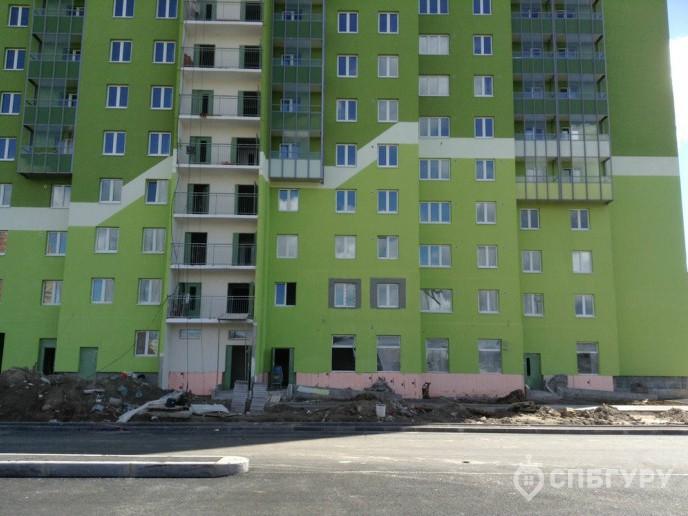 Новая Охта – Жилой комплекс от ЛСР за КАДом с отделкой и городской пропиской - Фото 9
