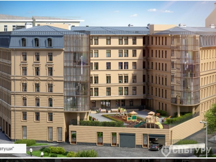 """ЖК """"Дом у ратуши"""" новостройка с богатым прошлым и сиамским близнецом - Фото 3"""