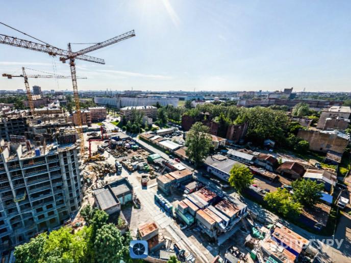 """ЖК """"Дом на набережной"""": проект, потеснивший новый мост через Неву - Фото 19"""