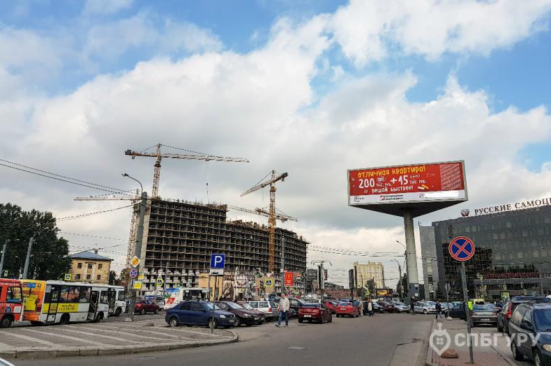 """ЖК """"Малая Охта"""": с надеждой на вторую очередь - Фото 20"""