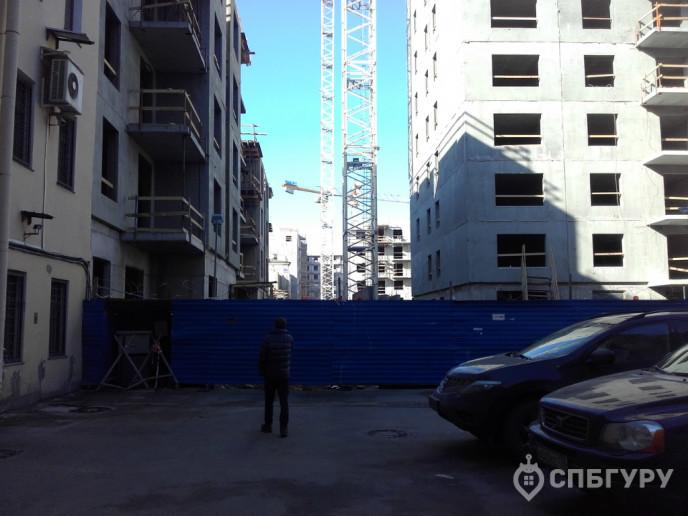 """""""Две эпохи"""": еще один интересный жилой комплекс на Васильевском острове - Фото 17"""