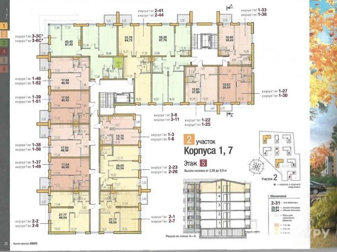 ЖК Inkeri: приятный малоэтажный комплекс в Пушкине - Фото 29