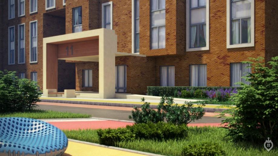 """ЖК """"Английская миля"""": комфортный жилой комплекс далеко от метро, но рядом с большим парком - Фото 5"""