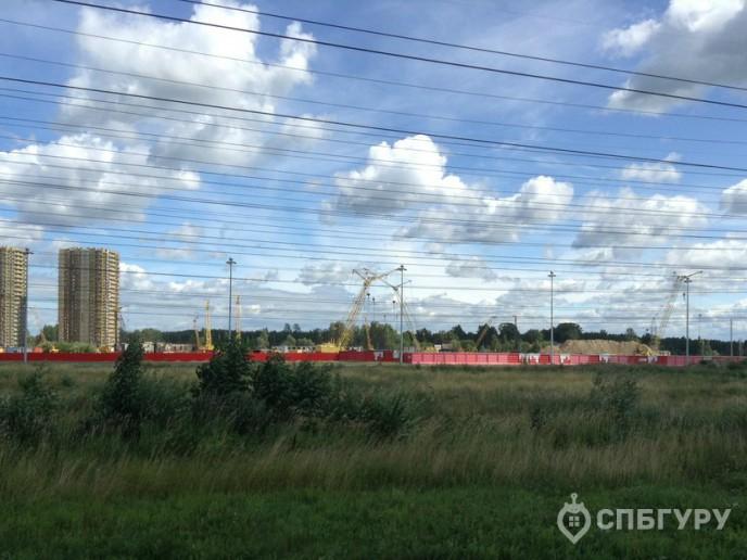 Новая Охта – Жилой комплекс от ЛСР за КАДом с отделкой и городской пропиской - Фото 3