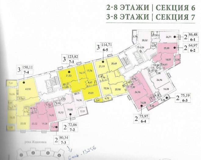 """ЖК """"Ostrov"""": внушительный бизнес-класс на Петровском острове - Фото 30"""