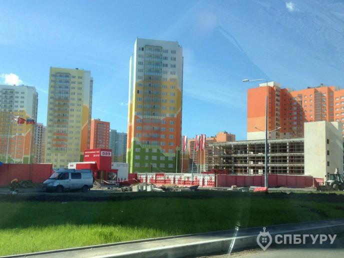 Новая Охта – Жилой комплекс от ЛСР за КАДом с отделкой и городской пропиской - Фото 18