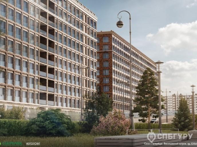 Docklands: стильные апартаменты с видом на Малую Неву - Фото 4