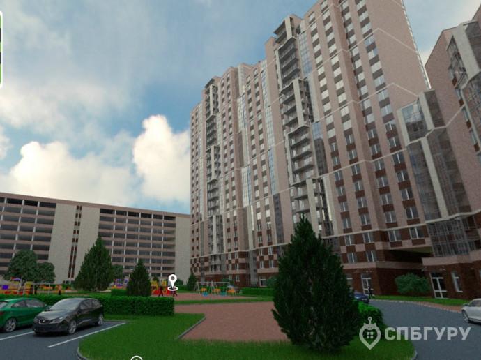 "ЖК ""UP-квартал ""Московский"": опции бизнес-класса и КАД под окнами - Фото 2"