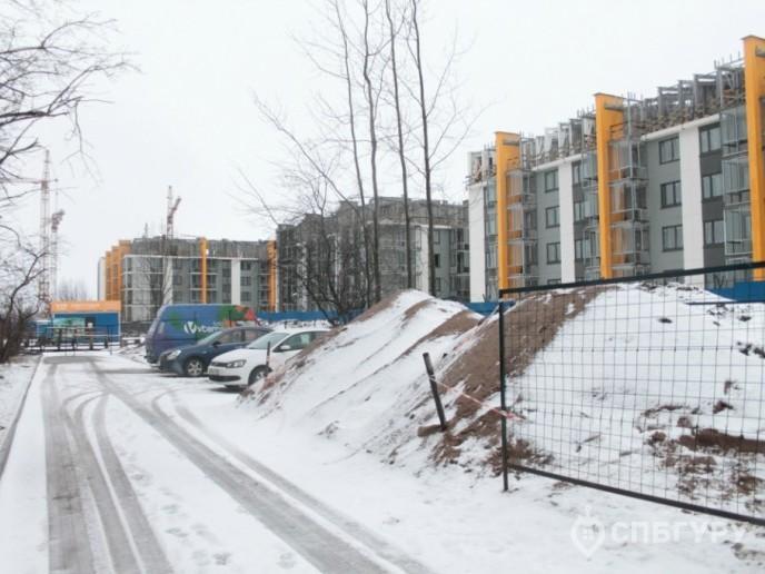 ЖК Inkeri: приятный малоэтажный комплекс в Пушкине - Фото 22