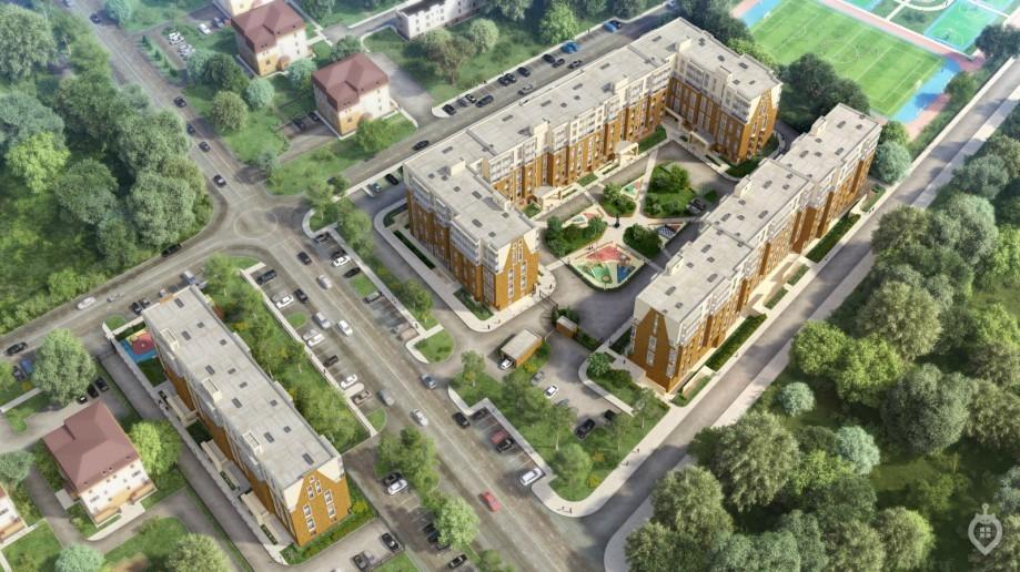 """ЖК """"Английская миля"""": комфортный жилой комплекс далеко от метро, но рядом с большим парком - Фото 15"""