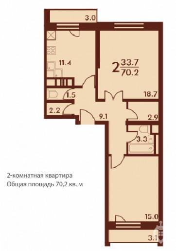 "ЖК ""Сокол"" у метро ""Девяткино"": птица счастья завтрашнего дня - Фото 24"