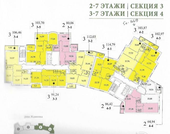 """ЖК """"Ostrov"""": внушительный бизнес-класс на Петровском острове - Фото 29"""