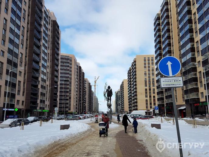 """ЖК """"Материк"""": маленькие квартиры в перенаселенном Мурино - Фото 33"""