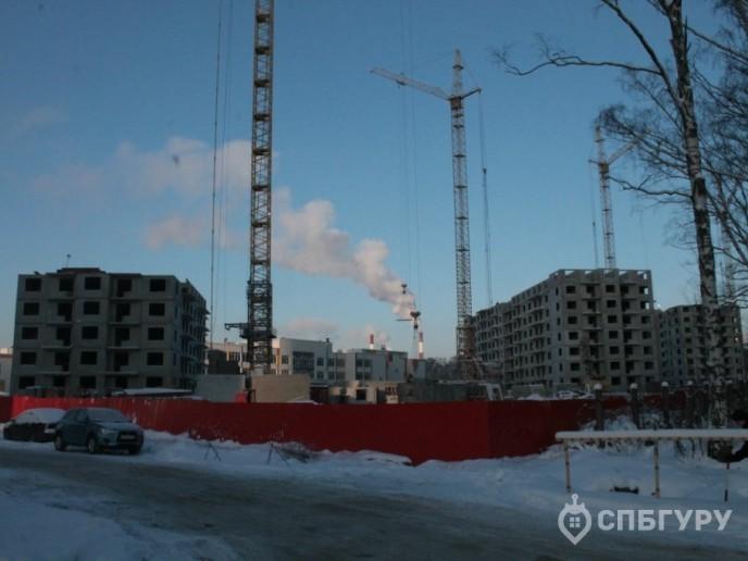 Cinema: большой жилой комплекс от ЛСР возле Богословского кладбища - Фото 10