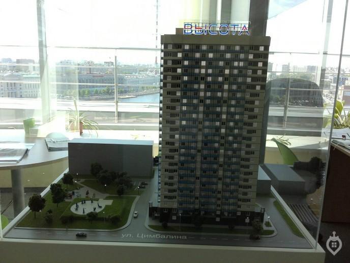 """ЖК """"Высота"""": 25-этажный дом на улице Цимбалина от компании, строившей олимпийские объекты в Сочи - Фото 38"""