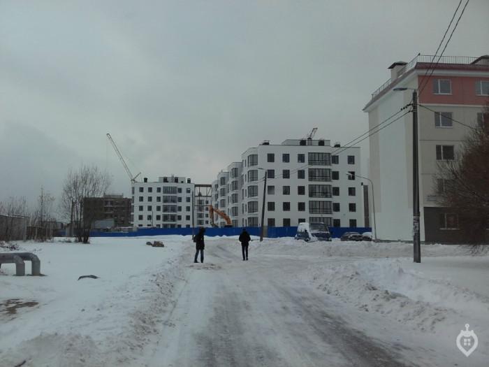 """ЖК """"Петергоф Парк"""": симпатичные домики на окраине Петергофа - Фото 8"""