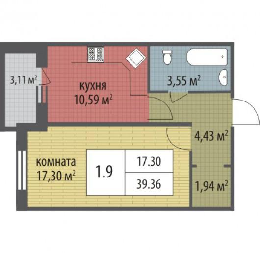 """ЖК """"Петергоф Парк"""": симпатичные домики на окраине Петергофа - Фото 20"""